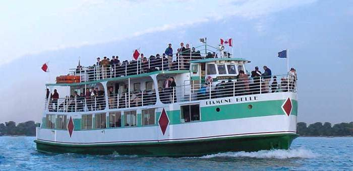 Diamond Jack's River Boat Tours